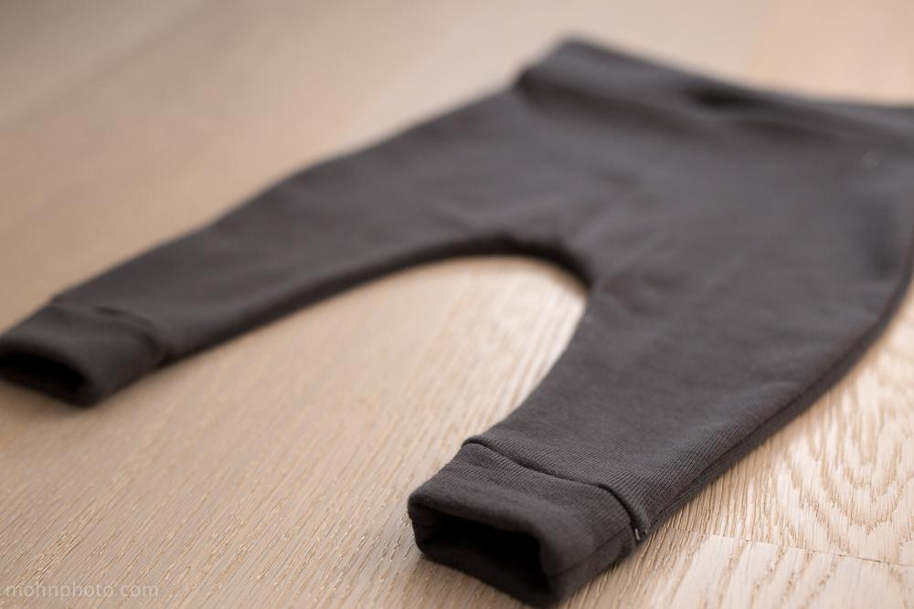 Baby Pants Grey 4